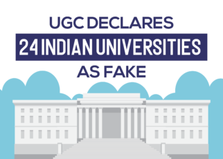 UGC Declared Official List Of 24 Fake Universities In India! UP Have The Most